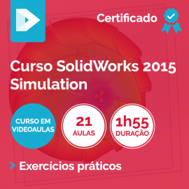 Curso SolidWorks 2015 Simulation